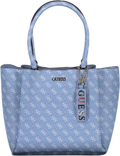 bfc8d020c7 Guess jeans Dámské kabelky Woman Bag Modrá - Glami.cz