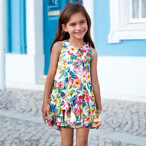 e7ebfd7e63bd Mayoral 3941 letné šaty - Glami.sk