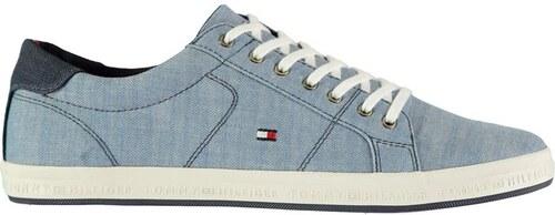 Pánské boty Tommy Hilfiger Long Lace Modré - Glami.sk 3b3043a167