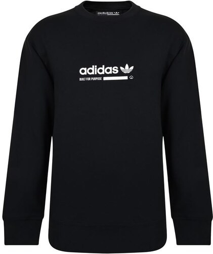 Mikina adidas Originals Kaval Černá - Glami.cz 8d2340ce30a