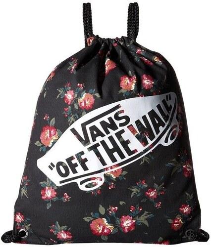 Vak Vans Benched Novelty Bag - Floral Black - Glami.sk 512a34ec9d9