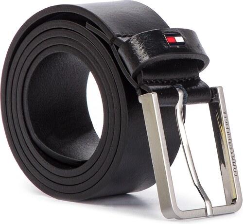 8199eea83a Opasok Pánsky TOMMY HILFIGER - Long Modern Leather Belt 3.5 AM0AM04612 002