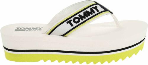 Tommy Hilfiger dámské pantofle EN0EN00472 white EN0EN00472 100 ... d4d8a983e8