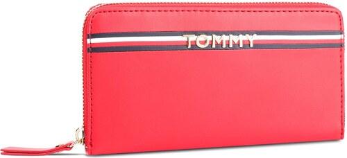 Nagy női pénztárca TOMMY HILFIGER - Corp Leather Lrg Za AW0AW06513 ... 37f94cfd7b