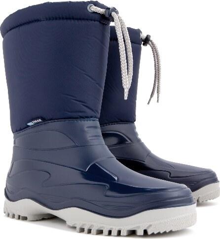 9a31197d6 DEMAR - Dámske zimná obuv PICO M 0368 modrá - Glami.sk