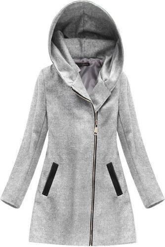 ITALY MODA Dámsky prechodný kabát 6766 c3fcc9dd898