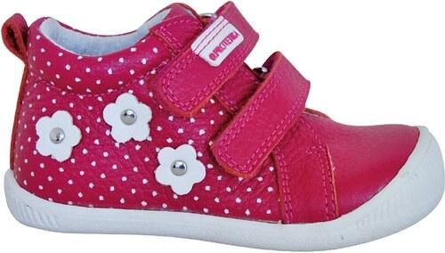 575d659cda Protetika Dievčenské členkové topánky Rut - tmavo ružové - Glami.sk