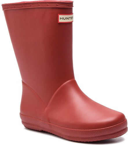 502343757d Gumáky HUNTER - Kids First Classic KFT5003RMA Military Red - Glami.sk