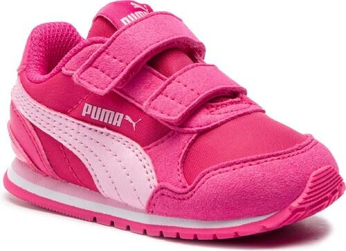 13e336112f3bc Nové Sneakersy PUMA - St Runner V2 Nl V Inf 365295 12 Fuchsia Purple/Pale  Pink