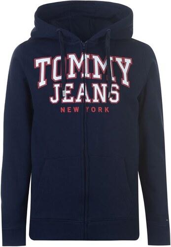 Pánská mikina Tommy Hilfiger Jeans Ess Black Iris - Glami.cz d1b32deaa96