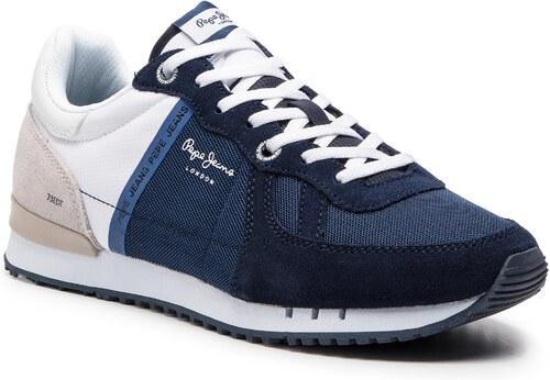 Sneakersy PEPE JEANS - Tinker Zero Seal PMS30508 Midnight 582 - Glami.sk 5c2ea74495