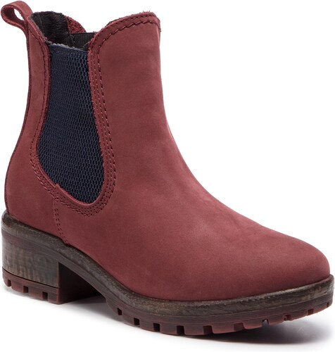 73118d0a6bd7 Členková obuv TAMARIS - 1-26420-31 Bordeaux 549 - Glami.sk