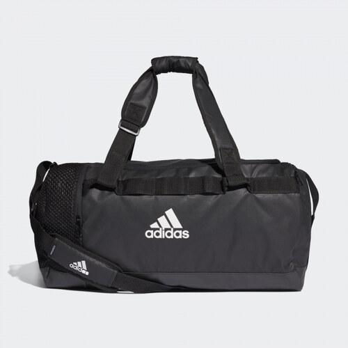 2e1adf85a5 Taška adidas Performance TR CVRT DUF M (Čierna   Biela) - Glami.sk