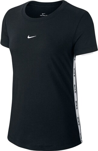 2b1ead7c57e0 Tričko Nike W NSW TEE LOGO TAPE ar5340-010 Veľkosť M - Glami.sk