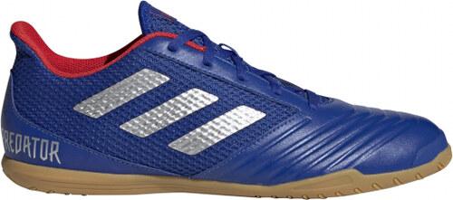 newest collection d913e 7a586 Pánske sálové kopačky adidas Performance PREDATOR 19.4 IN SALA (Modrá    Strieborná   Červená)