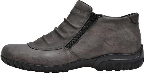 Dámská obuv RIEKER L4691 46 GRAU H W 8 - Glami.cz e9339db103