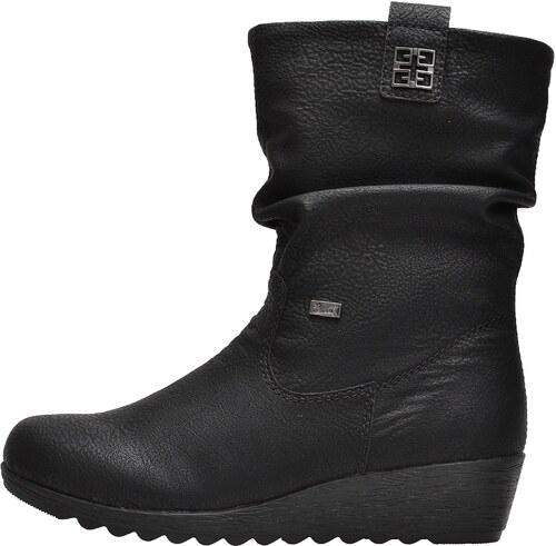 Dámská obuv RIEKER X2483 00 SCHWARZ H W 8 - Glami.cz 07ff2c88e3