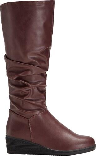 000c3c3de1cb1 bpc selection Stiefel in rot für Damen von bonprix - Glami.de