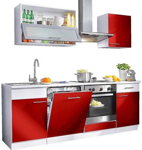 Küchenzeile »Ahus«, Breite 220 cm