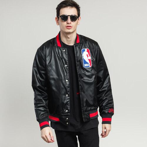 4f603e5a230c Nike M NK SB x NBA Jacket Bomber čierna - Glami.sk