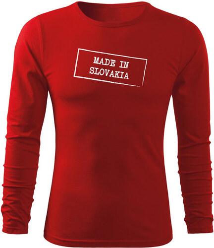 31767d80d6ca O T Fit-T tričko s dlhým rukávom made in slovakia