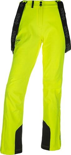 ebf8dbfe0bb8 Dámske lyžiarské softshellové nohavice KILPI RHEA-W Žltá 19 - Glami.sk