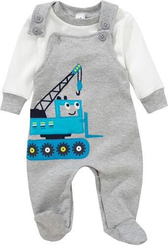 dfae81517 Topolino Topomini novorozenecký set (dupačky a tričko s dlouhým rukávem)