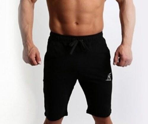 Kraťasy Aesthetic fitness - BLACK - Glami.cz fe6f6f82ce