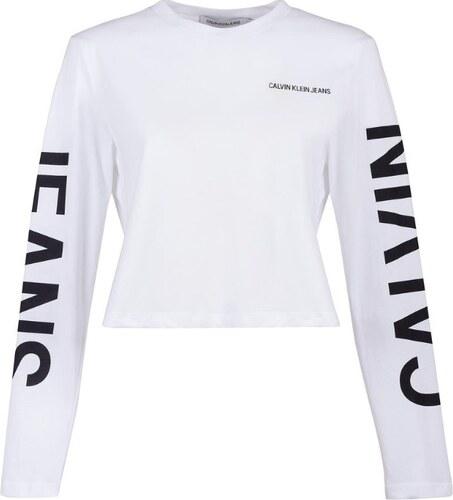a48d502088af Dámské tričko Calvin Klein Institutional Back Logo J20J210484 - Glami.cz