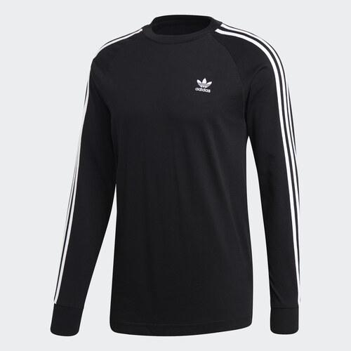 33ebf7185ef0 adidas 3-Stripes Ls T čierna S - Glami.sk