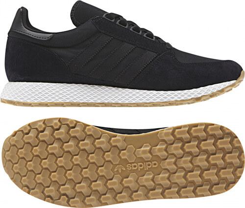3ffca89d6949c Pánske tenisky adidas Originals FOREST GROVE (Čierna) - Glami.sk