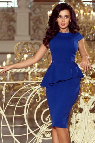 c9040f82cf33 Dámske šaty Numoco 192-7 modré - Glami.sk