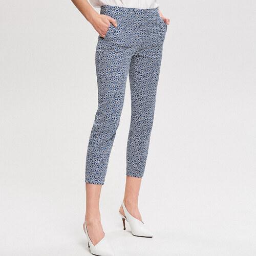 dc5b5e5ab0ee Reserved - Vzorované nohavice - Viacfarebn - Glami.sk