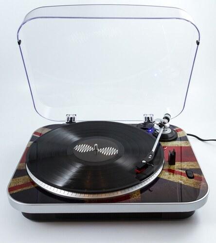 893e912ca Gramofon s rádiem GPO Jam T188-SP - Glami.cz