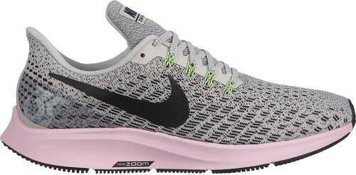 851be469ba Nike Air Zoom Pegasus 35 dámské běžecké boty Grey/Pink - Glami.cz