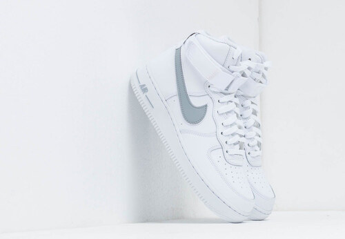 8bb56dc677a Nike Air Force 1 High  07 3 White  Wolf Grey - Glami.cz