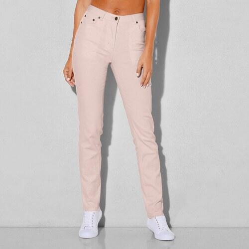 0eb27ae7524e Blancheporte Slim džínsy béžová - Glami.sk