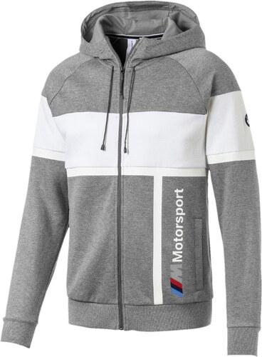 05ad2f9bc9 2019, Szürke, XXL, Puma BMW Motorsport Kapucnis Pulóver - Glami.hu