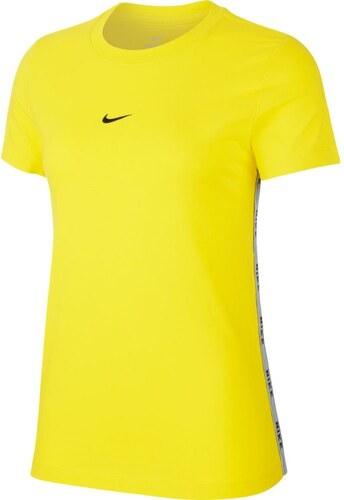 a604058043ca Tričko Nike W NSW TEE LOGO TAPE ar5340-731 Veľkosť M - Glami.sk