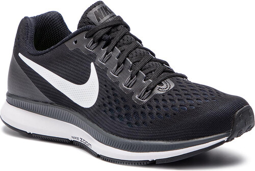 49f828477124 Cipő NIKE - Air Zoom Pegasus 34 880560 001 Black/White/Dark Grey ...