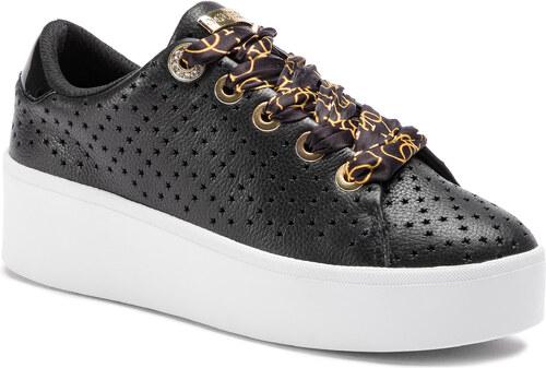 d0a386ecdd Sneakersy GUESS - Townser FL6TWN LEA12 BLACK - Glami.sk