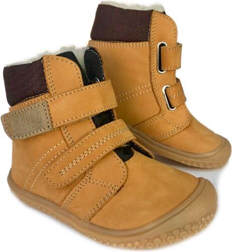 4599082d843 Filii barefoot - HIMALAYA TEX WOOL Terra - Glami.cz