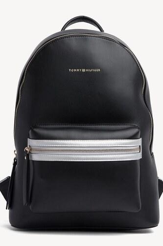 Tommy Hilfiger černý batoh Iconic Tommy Backpack Black - Glami.cz f85e2f94ef