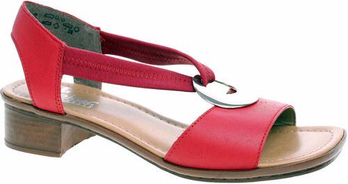 3064ba30e964 Dámské sandály Rieker 62662-33 rot 62662-33 - Glami.sk