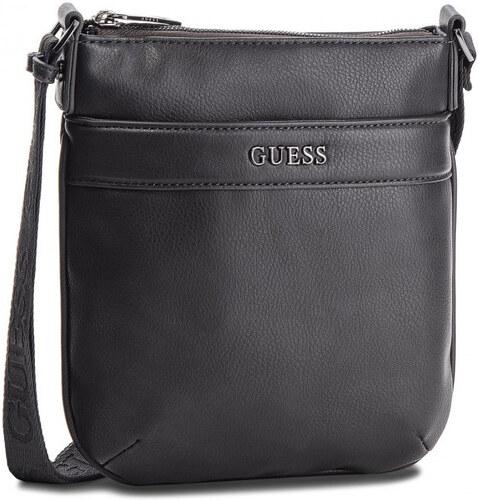 GUESS pánská černá taška přes rameno - Glami.cz b15b1bd2d25