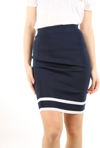 20ac56e719a8 Guess dámska tmavo modrá sukňa - Glami.sk