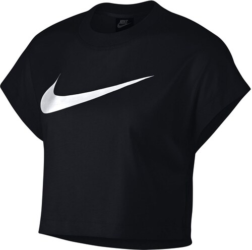 Nike Swoosh Crop Top Ladies - Glami.cz a40cdfbe5d9