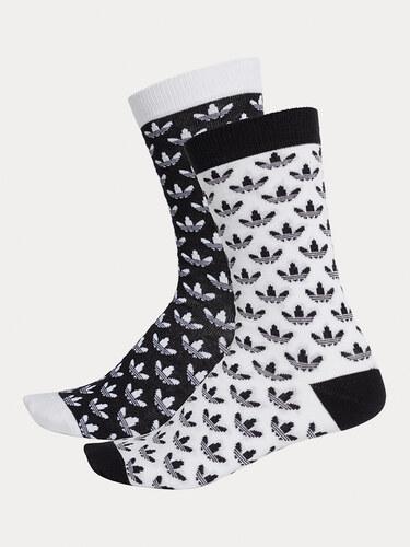 811a8250634 Ponožky adidas Originals Thin Cr Sock Gr 2 Pack - Glami.sk