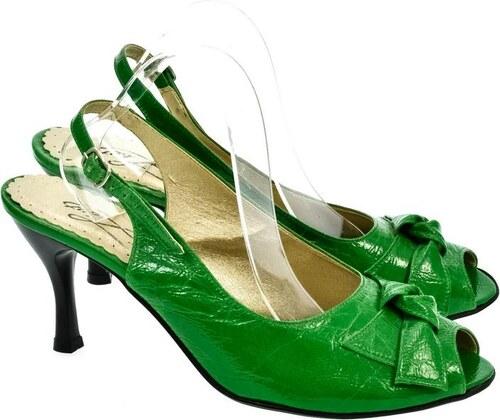 3556fcfa3c69 JOHN-C Dámske zelené sandále TARY 36 - Glami.sk