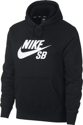 ca6be193bac45 Nike M Sb Icon Hoodie Essnl čierna M - Glami.sk
